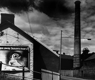 Lewis Merthyr Colliery, Trehafod, from The Valleys Project, 1985 © David Bailey