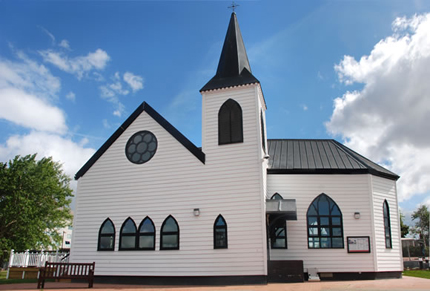 Norwegian Church 430